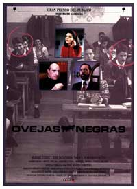 Ovejas negras - 11 x 17 Movie Poster - Spanish Style A