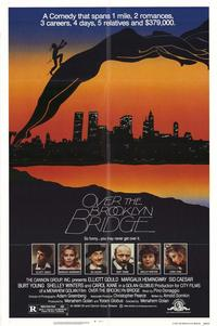 Over the Brooklyn Bridge - 11 x 17 Movie Poster - Style A
