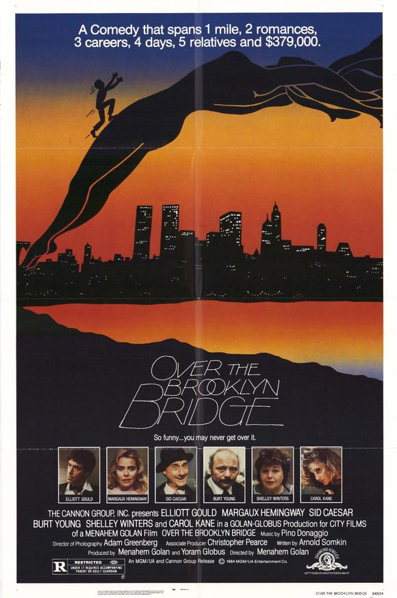 over the brooklyn bridge movie posters from movie poster shop. Black Bedroom Furniture Sets. Home Design Ideas