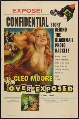 Over-Exposed - 11 x 17 Movie Poster - Style A