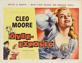 Over-Exposed - 11 x 14 Movie Poster - Style A