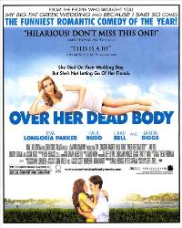 Over Her Dead Body - 27 x 40 Movie Poster - Style B