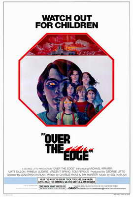 Over the Edge - 27 x 40 Movie Poster - Style A