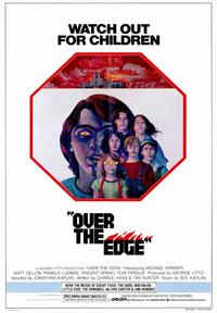 Over the Edge - 43 x 62 Movie Poster - Bus Shelter Style A