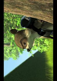 Over the Hedge - 11 x 17 Movie Poster - Style F