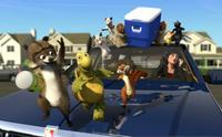 Over the Hedge - 8 x 10 Color Photo #3