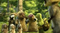 Over the Hedge - 8 x 10 Color Photo #11