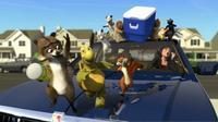 Over the Hedge - 8 x 10 Color Photo #32