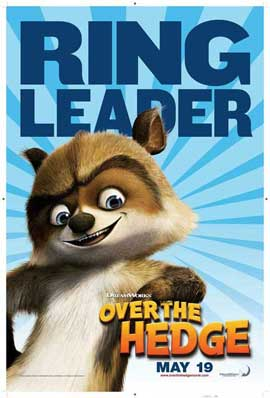 Over the Hedge - 11 x 17 Movie Poster - Style K