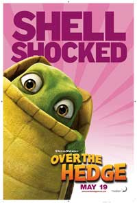 Over the Hedge - 11 x 17 Movie Poster - Style L
