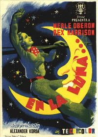 Over the Moon - 27 x 40 Movie Poster - Spanish Style A