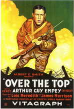 Over the Top - 11 x 17 Movie Poster - Style A