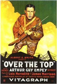 Over the Top - 43 x 62 Movie Poster - Bus Shelter Style A