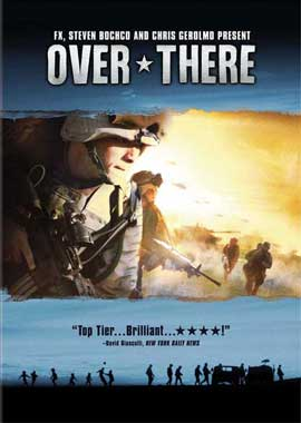 Over There - 11 x 17 Movie Poster - Style A
