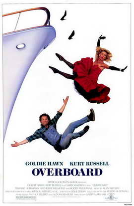 Overboard - 11 x 17 Movie Poster - Style A