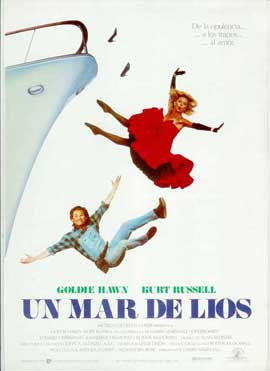 Overboard - 27 x 40 Movie Poster - Spanish Style A