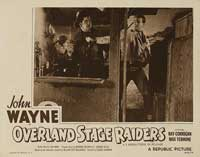 Overland Stage Raiders - 11 x 14 Movie Poster - Style A