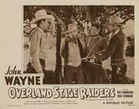 Overland Stage Raiders - 11 x 14 Movie Poster - Style B