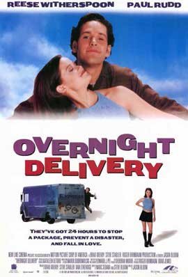 Overnight Delivery - 11 x 17 Movie Poster - Style A