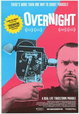 Overnight - 11 x 17 Movie Poster - Style A