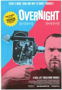 Overnight - 43 x 62 Movie Poster - Bus Shelter Style A