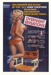 Overnight Sensation - 11 x 17 Movie Poster - Style A