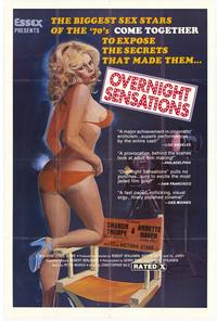 Overnight Sensation - 27 x 40 Movie Poster - Style A