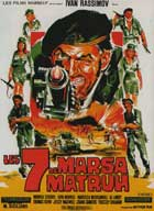 Overrun! - 11 x 17 Movie Poster - French Style A