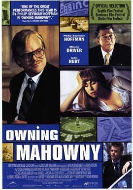 Owning Mahowny - 11 x 17 Movie Poster - Style B