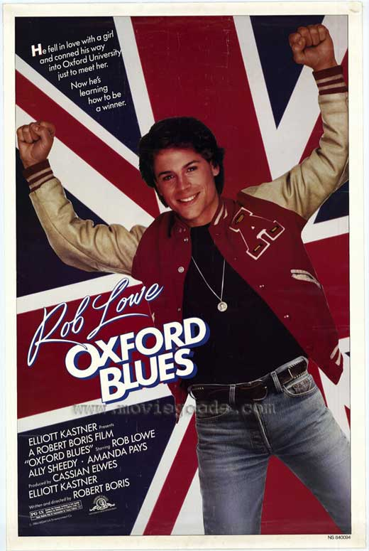 Oxford Blues Movie Posters From Movie Poster Shop