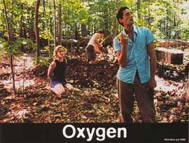 Oxygen - 11 x 14 Poster French Style D