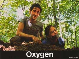 Oxygen - 11 x 14 Poster French Style E
