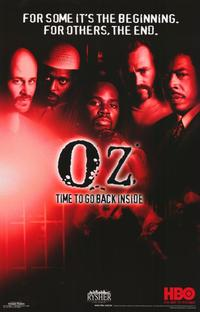 Oz - 11 x 17 TV Poster - Style A