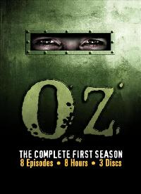 Oz - 27 x 40 TV Poster - Style E