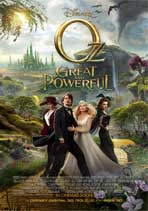 Oz: The Great and Powerful - DS 1 Sheet Movie Poster - Style C