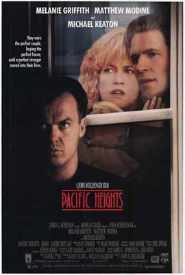 Pacific Heights - 27 x 40 Movie Poster - Style B