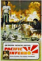 Pacific Inferno - 11 x 17 Movie Poster - UK Style A