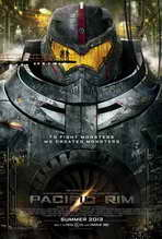 Pacific Rim - 27 x 40 Movie Poster - Style A