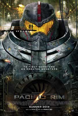 Pacific Rim - 11 x 17 Movie Poster - Style A