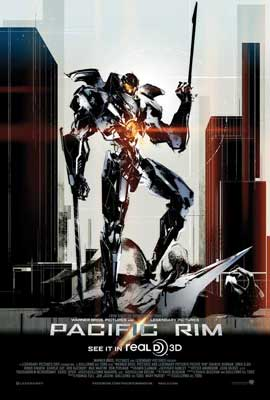 Pacific Rim - 27 x 40 Movie Poster - Style D