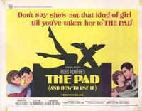 Pad and How to Use It - 11 x 14 Movie Poster - Style A