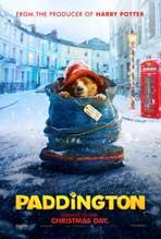 """""""Paddington"""" Movie Poster"""