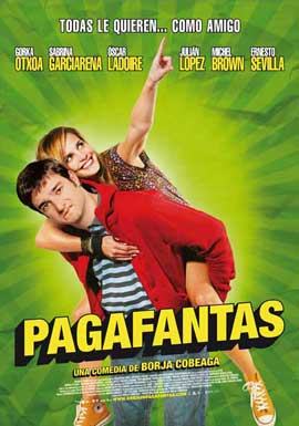 Pagafantas - 27 x 40 Movie Poster - Spanish Style A