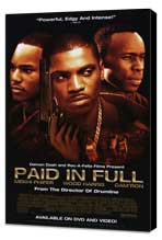 Paid in Full - 27 x 40 Movie Poster - Style A - Museum Wrapped Canvas