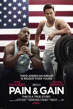 Pain and Gain - DS 1 Sheet Movie Poster - Style A