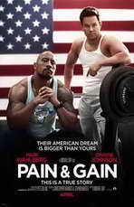 Pain and Gain - 11 x 17 Movie Poster - Style A