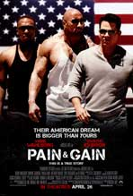 Pain and Gain - 11 x 17 Movie Poster - Style C