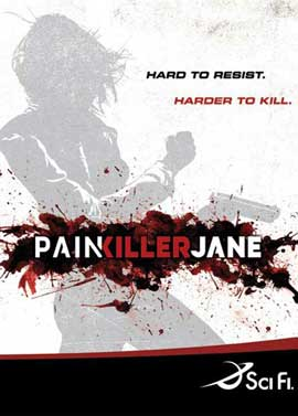 Painkiller Jane (TV) - 11 x 17 TV Poster - Style A