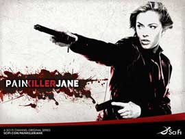 Painkiller Jane (TV) - 11 x 14 TV Poster - Style A
