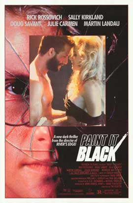 Paint It Black - 11 x 17 Movie Poster - Style A